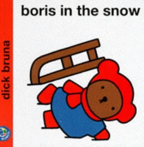 Boris in the Snow By Dick Bruna