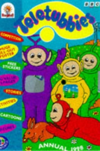 """Teletubbies"" Annual By Unnamed"
