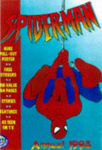 Spiderman Annual By Not Stated