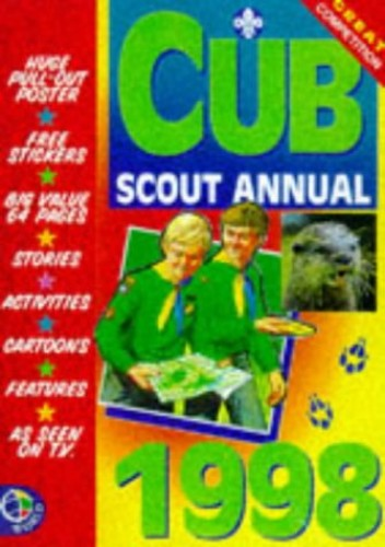 Cub Scout Annual By The Scout Association