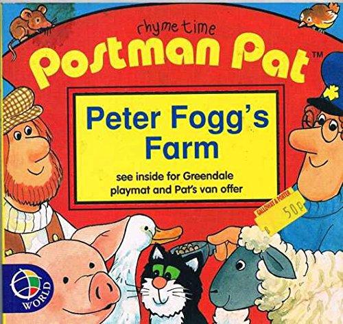Postman Pat By John Cunliffe