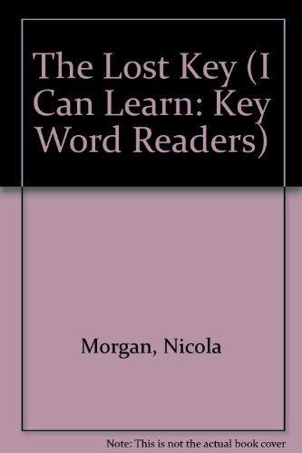 The Lost Key By Nicola Morgan