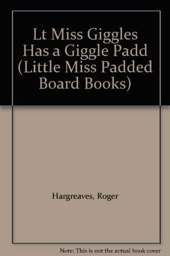 Little Miss Giggles Has a Giggle By Roger Hargreaves