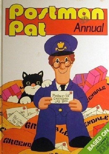 Postman Pat Annual By Brenda Apsley