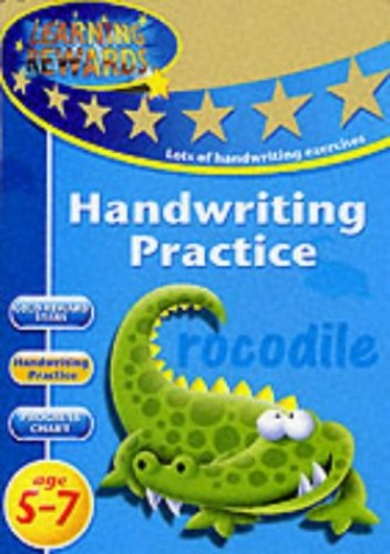 Handwriting Practice: Key Stage 1 (Learning Rewards)