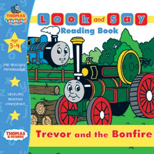 Trevor and the Bonfire By Based On W. Awdry