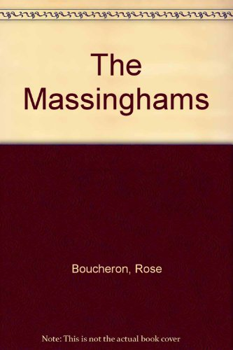 The Massinghams By Rose Boucheron