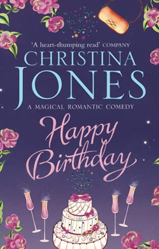 Happy Birthday by Christina Jones