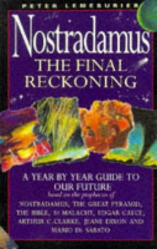 Nostradamus By Peter Lemesurier