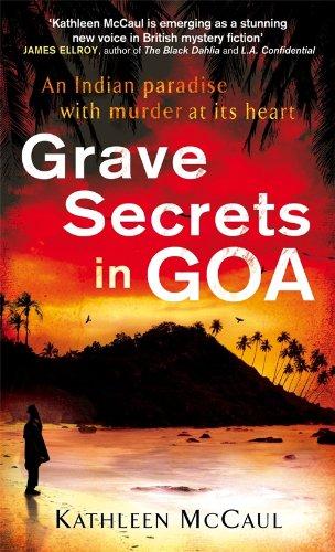 Grave Secrets in Goa By Kathleen McCaul