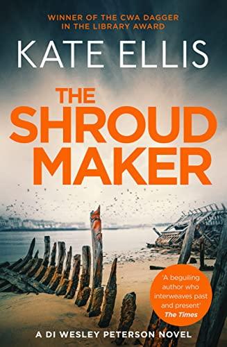 The Shroud Maker (Wesley Peterson) By Kate Ellis