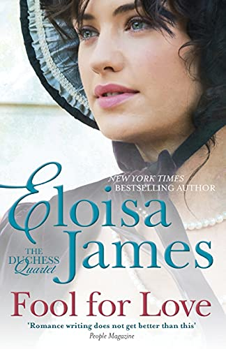 Fool for Love By Eloisa James