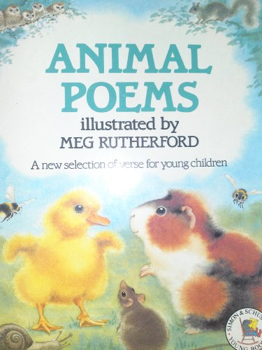 Pb Animal Poems (Poetry)