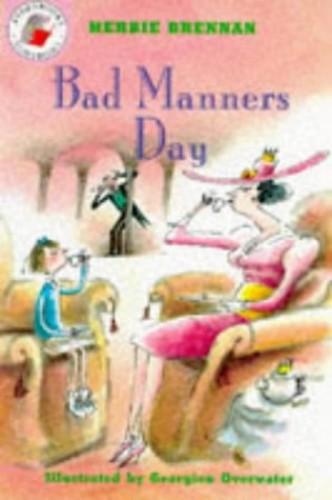 Bad Manners Day By Herbie Brennan