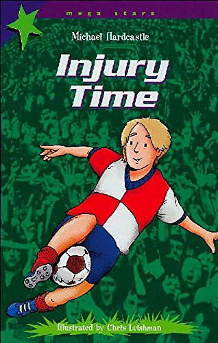 Injury Time By Michael Hardcastle