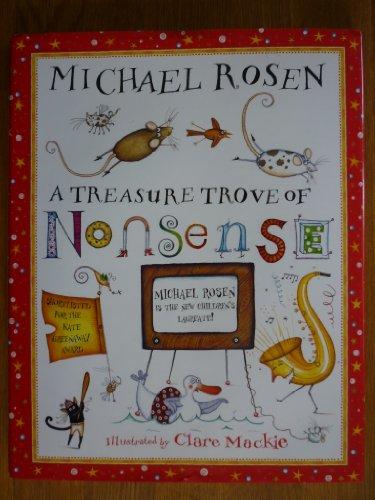 A Treasure Trove of Nonsense By Michael Rosen