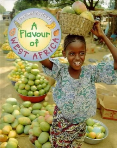 A Flavour Of West Africa By Alison Brownlie Bojang