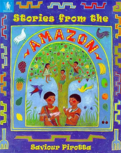 Stories From The Amazon By Saviour Pirotta