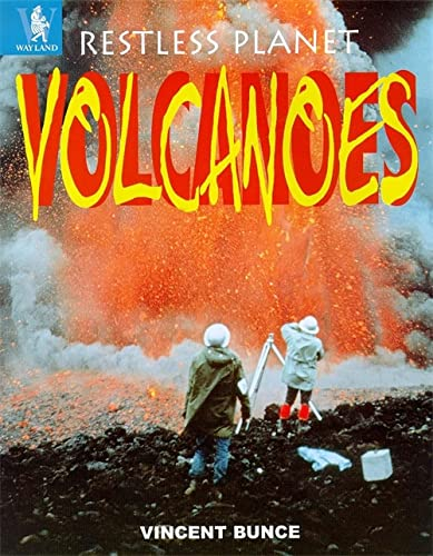 Volcanoes By Vincent Bunce