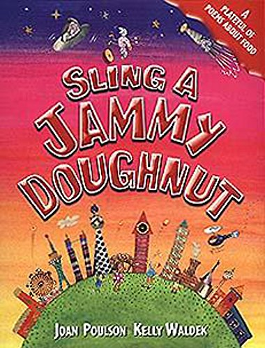 Poetry Picture: Sling A Jammy Doughnut By Joan Poulson