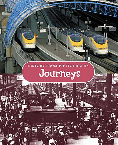History from photographs: Journeys By Pat Hughes