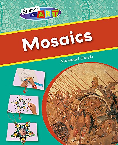 Stories In Art: Mosaics By Nathaniel Harris
