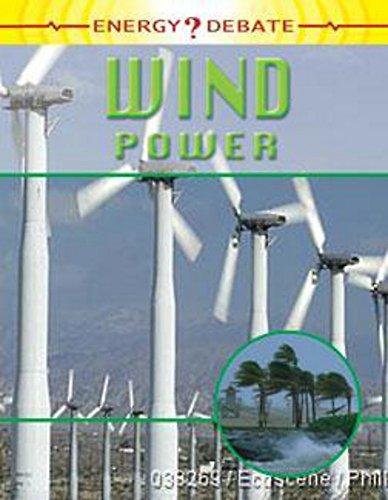 Energy Debate: Wind Power By Richard Spilsbury