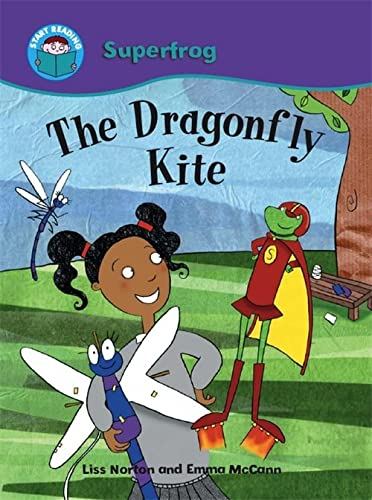 Start Reading: Superfrog: The Dragonfly Kite By Liss Norton