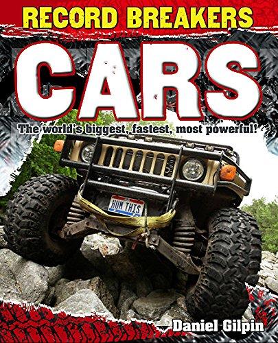 Cars By Hachette Children's Books