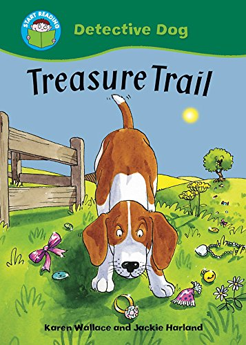 Start Reading: Detective Dog: Treasure Trail By Karen Wallace
