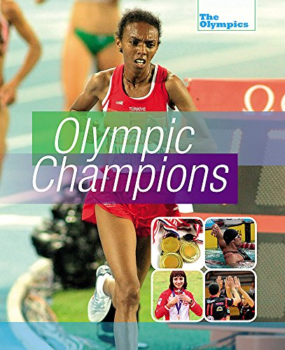The Olympics Olympic Champions By Nick Hunter Used border=