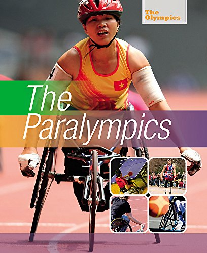 The Olympics The Paralympics By Nick Hunter Used Very border=