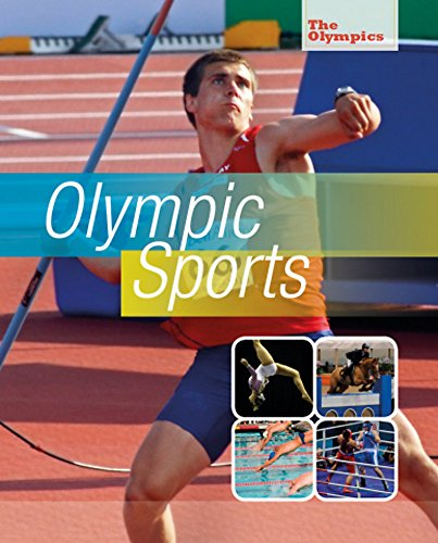 The Olympics: Olympic Sports By Nick Hunter