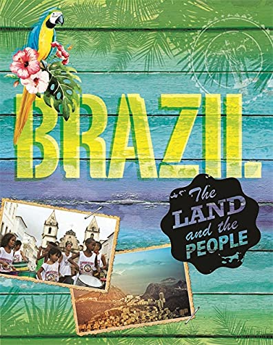 Unpacked: Brazil By Susie Brooks