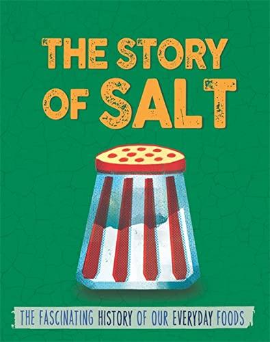The Salt By Alex Woolf