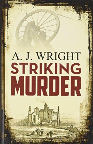 Striking Murder By A. J. Wright