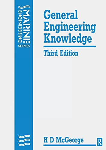 General Engineering Knowledge by H. D. McGeorge