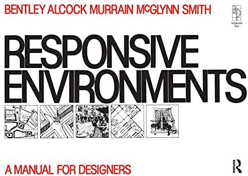 Responsive Environments By Sue McGlynn