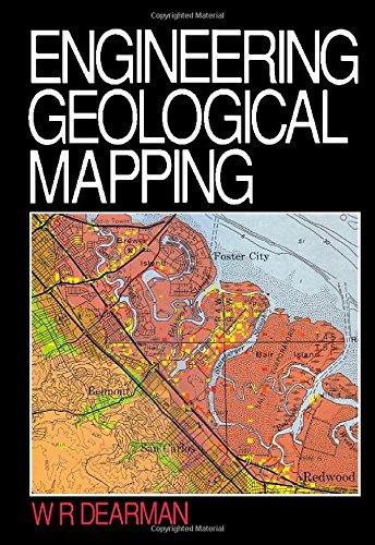 Engineering Geological Mapping By W.R. Dearman