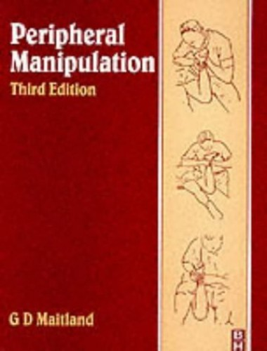 Peripheral Manipulation By Geoff D. Maitland