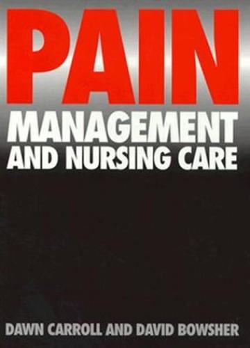 Pain By Dawn Carroll