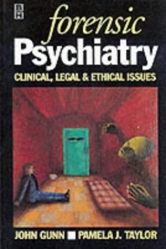 Forensic Psychiatry By Pamela J. Taylor