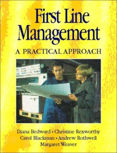 First-line Management By Diana Bedward
