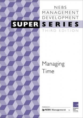 Managing Time By National Examining Board for Supervisory Management