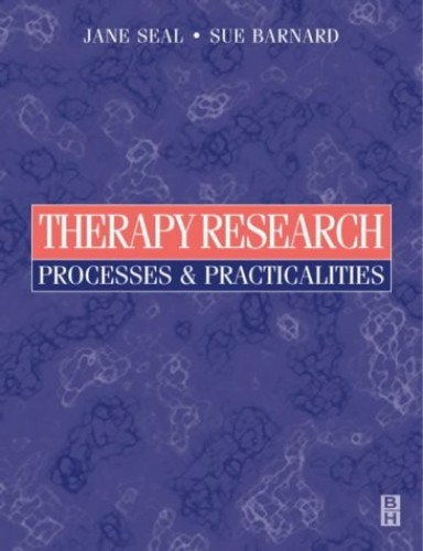 Therapy Research By Sue Barnard