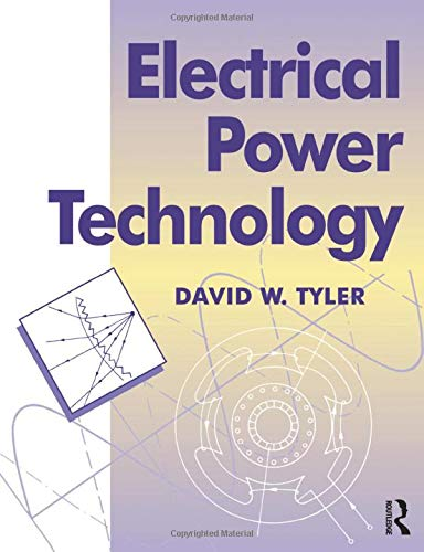 Electrical Power Technology (General GNVQ) By D. C. Tyler
