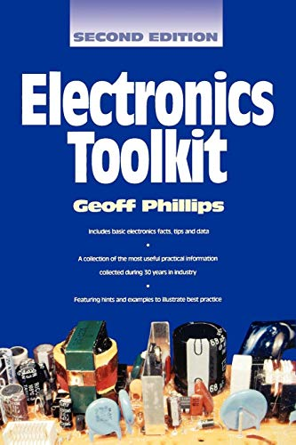 Newnes Electronics Toolkit by Geoff Phillips