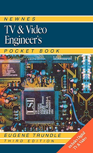 Newnes TV and Video Engineer's Pocket Book (Newnes Pocket Books) By Eugene Trundle