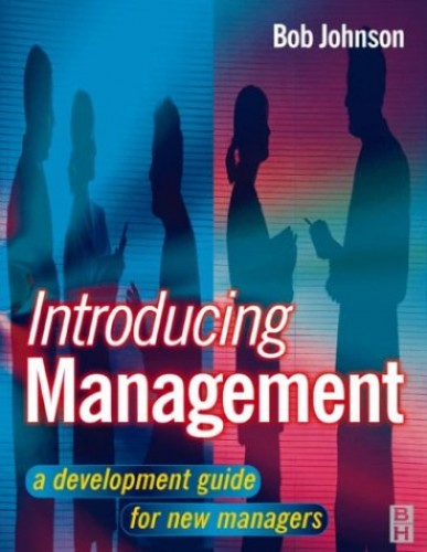 Introducing Management By Bob Johnson