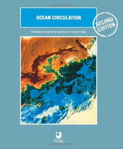 Ocean Circulation By Open University (Open University, Walton Hall, Milton Keynes, MK7 6AA, UK)